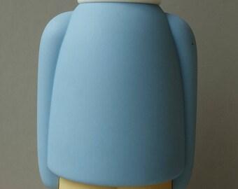 Alessandro Mendini M. corkscrew cork screw Alessi blue and yellow Italian fun Memphis design