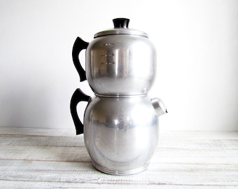Vintage 1945 Kwik-Drip Coffee Maker