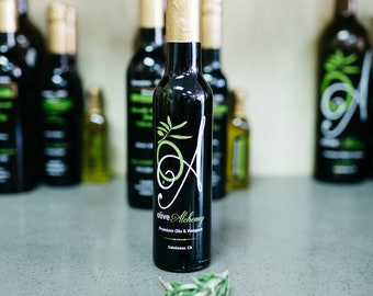 Whole Herb Fused Wild Rosemary Extra Virgin Olive Oil