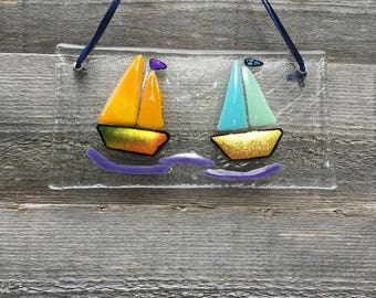Sailing boat picture