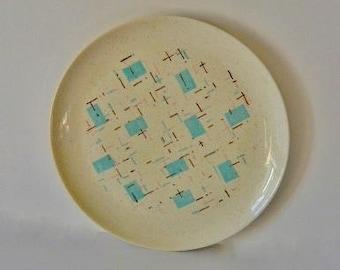 Heavenly Days Vernon Ware Dinner Plate
