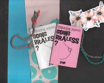 Going Braless? - ZINE