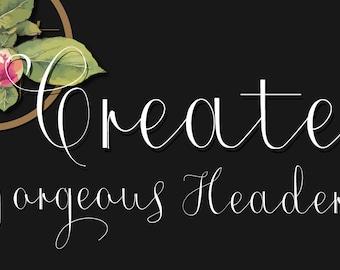 Roicamonta Font | Digital fonts | INSTANT DOWNLOAD | single font file | Open Type Fonts (.otf)