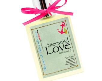 Mermaid Love Potion No.5 Fragrance Oil Based Perfume 1oz