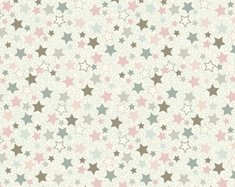 STOF Fabrics by Blank Quilting - Quilter's Basic Harmony - Stars