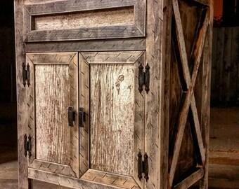 furniture-fantastic-rustic-barn-wood-bathroom-vanity-with-