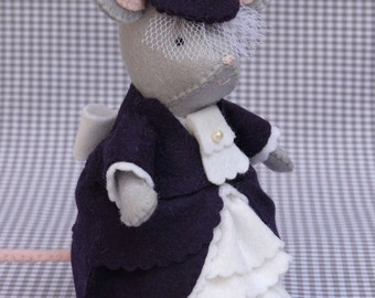 Mrs. Morgaine of Mice Meadows
