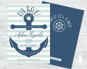 Baby its cold outside baby shower invitation winter baby nautical baby shower invitation nautical baby shower invites nautical baby shower invitation boy filmwisefo