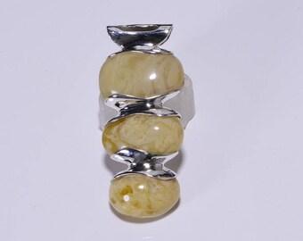 Butterscotch Amber Pendant Butterscotch Amber Jewelry Sterling Silver Jewelry Amber Pendant Amber Jewelry