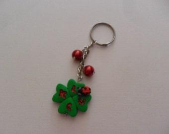 Good Luck Key Ring
