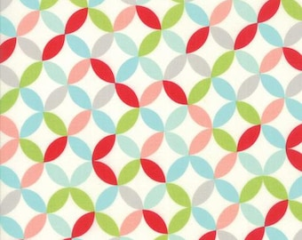 Fabric by Moda: Hello Darling by Bonnie and Camille Multi color