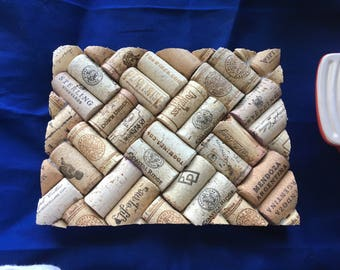 Cork trivet