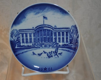The American Christmas Heritage 6=Plate Collection