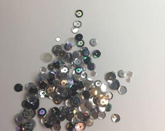 Silver Bells Sequin Mix (preorder)