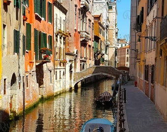 Venice, Italy, adventures in travel, canal