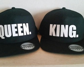 Queen-King hat