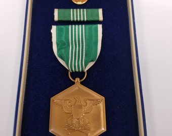 Vintage U.S. Medal for Military Merit