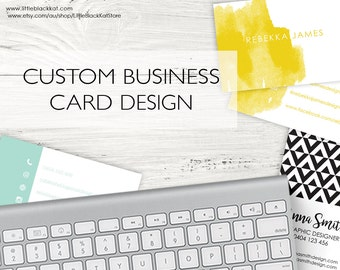 Custom Business Card Design | Graphic Design | Calling Cards
