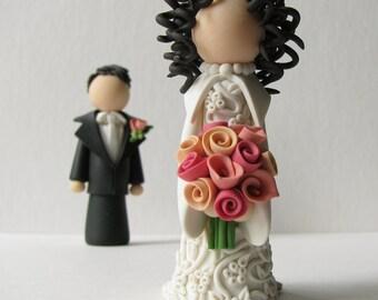 Custom Clay Cake Toppers DEPOSIT