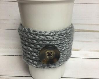 The Java Cozy // Crochet Travel Mug Cozy Accessories