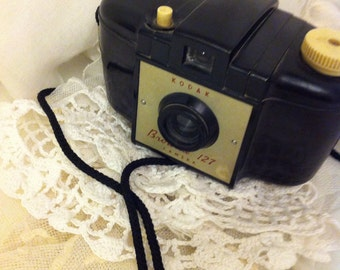 1950's Kodak Brownie 127 camera