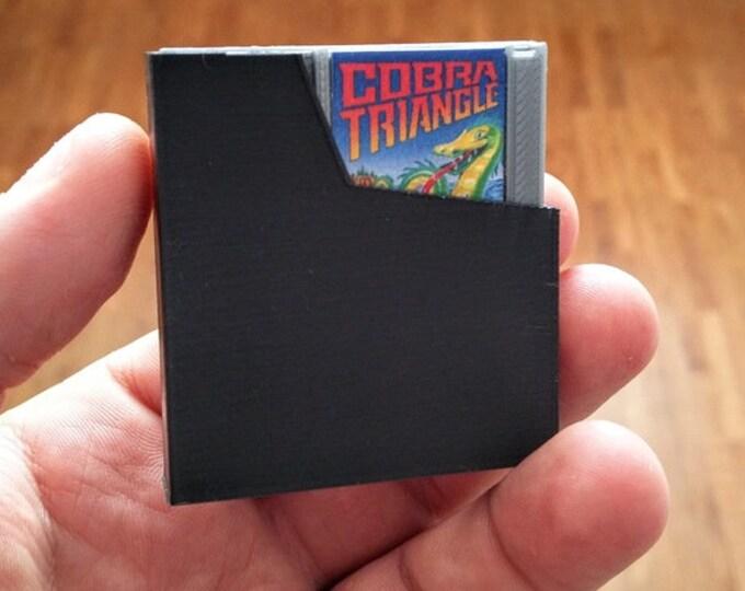 Mini NES Cartridge Sleeve Holders of DaftMike NES Style Cartridges  - Cartridge Not Included/Sold Seperately