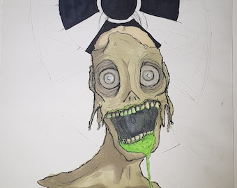 Nuclear Zombie