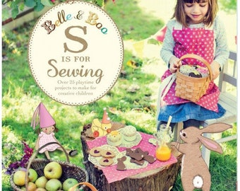 S is for Sewing Belle and Boo Craft Book
