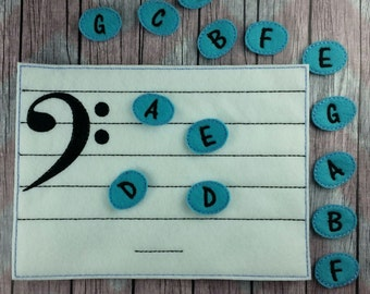 Music note match up, game, note sort, Learning Game