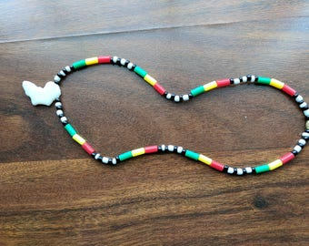 Colorful African Pride Necklace