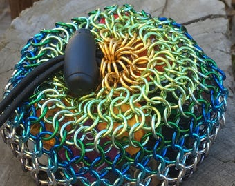 Chainmaille Pouch