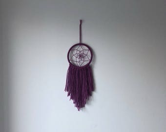 Mini Dreamcatcher - Purple