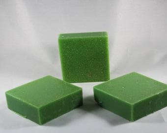 Cool Citrus Basil - Handmade Soap