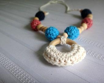 Breastfeeding/Teething Necklace