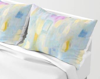 Pillow Shams - set of two - standard or king shams, free shipping