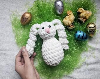 Curly Cue Bunny