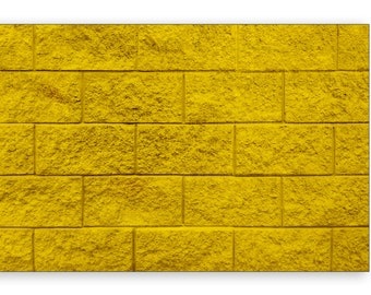 "YELLOW BRICK ROAD Doormat / Floor Mat, 24x36"" or 36"" Square"