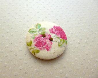 Button flowers 30mm - BCB30 0798