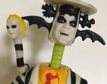 Beetlejuice, Showtime action figure. 1989. Kenner, Tim Burton