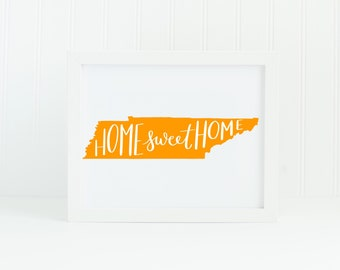 Home Sweet Home TN - Digital Download