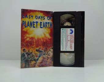 Last Days of Planet Earth [VHS] (1979)