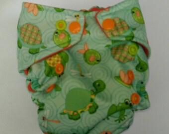 Cloth diaper TE1 - size S 2.5/7-8 kg
