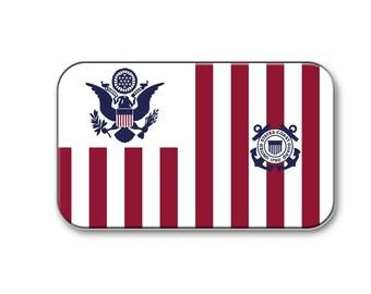 Coast Guard Ensign magnet