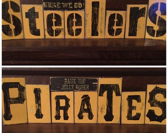 Pittsburgh Team Blocks