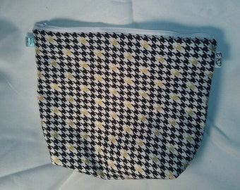Select-A-Size Houndstooth Project Bag