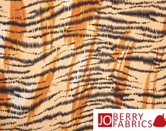 Reserve Listing for SWEETDADA97 for 3 Yards of Tiger Print Fabric