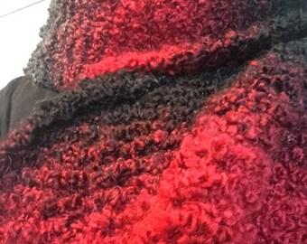 Bouqle scarf/shawl