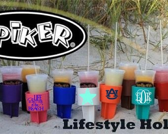 Personalized Sand Spiker Drink Holder