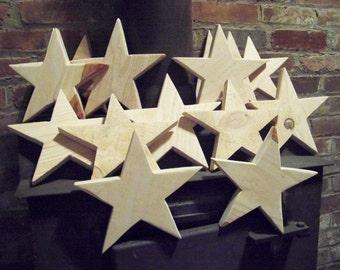 "5"" hemlock stars"