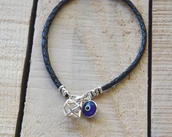 Balance and Health Merkaba Bracelet For Men & Women